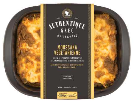 MOUSSAKA VEGETARIENNE